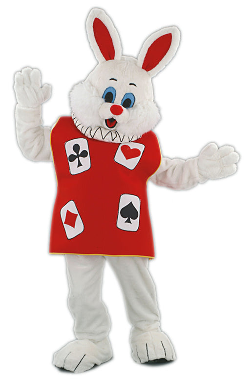 AJ101A Fantasy White Rabbit Mascot Costume