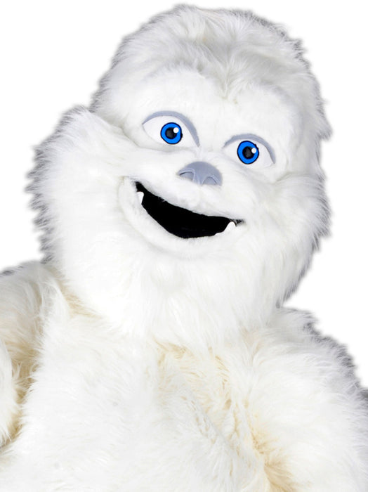 Yeti Mascot Bigfoot Costume