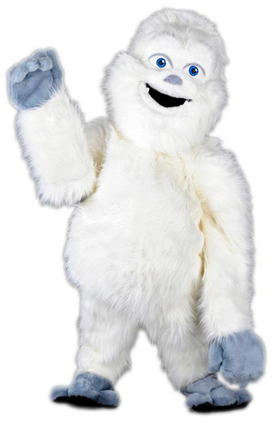 187B Yeti Mascot Bigfoot Costume