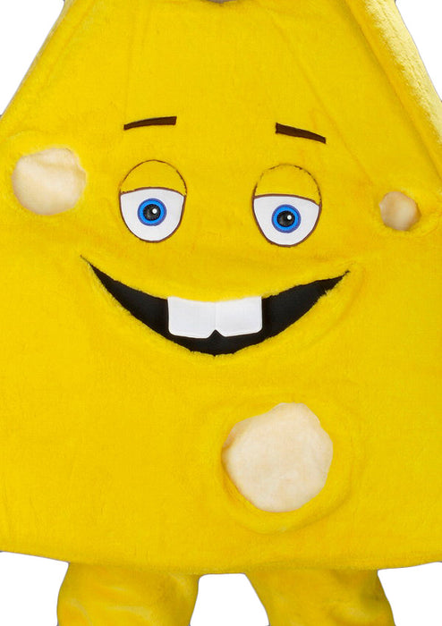 Cheese Mascot Costume