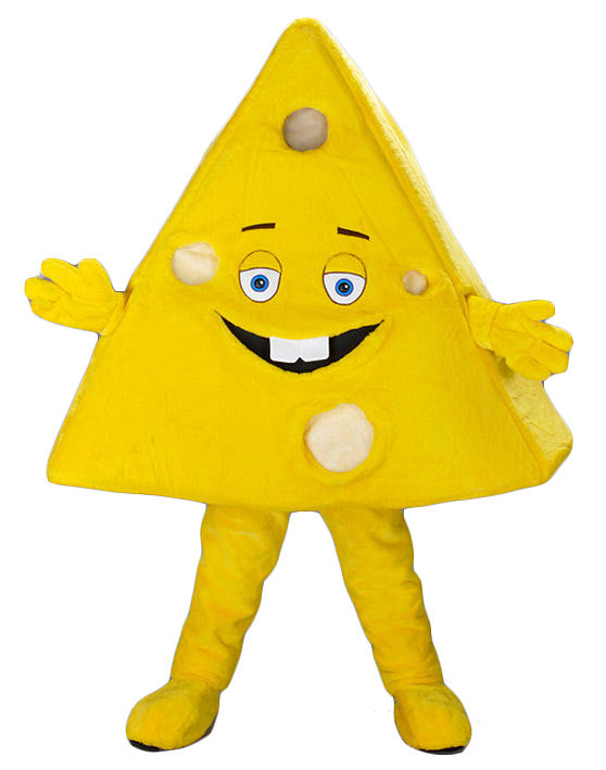 223H Cheese Mascot Costume