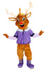 237B Happy Deer Mascot Costume