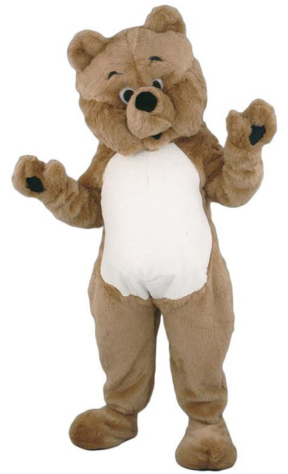 45A Plush Teddy Bear Mascot Costume