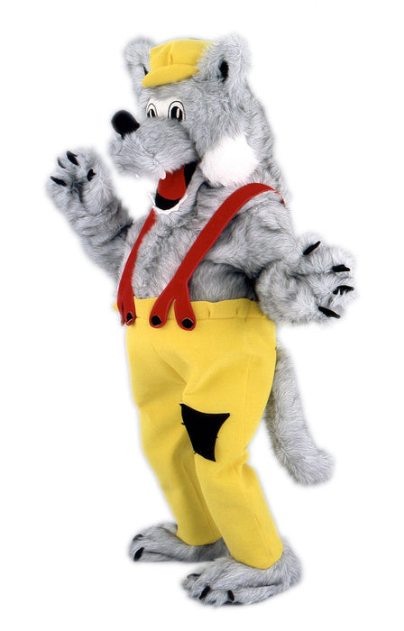 68A Happy Wolf Costume
