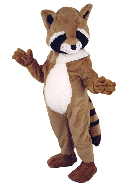 73A Plush Raccoon Costume Mascot