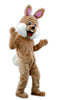 74P1 Brown Bunny Mascot Costumes