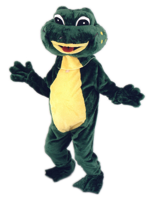 76A Happy Frog Mascot Costume