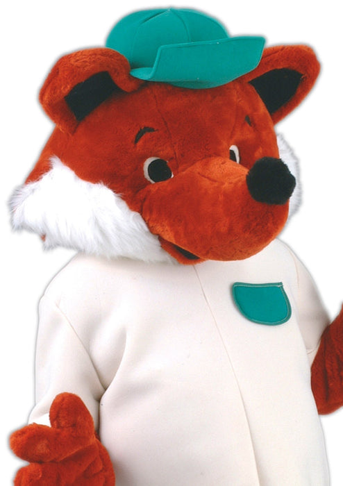 Cool Fox Costume Mascot