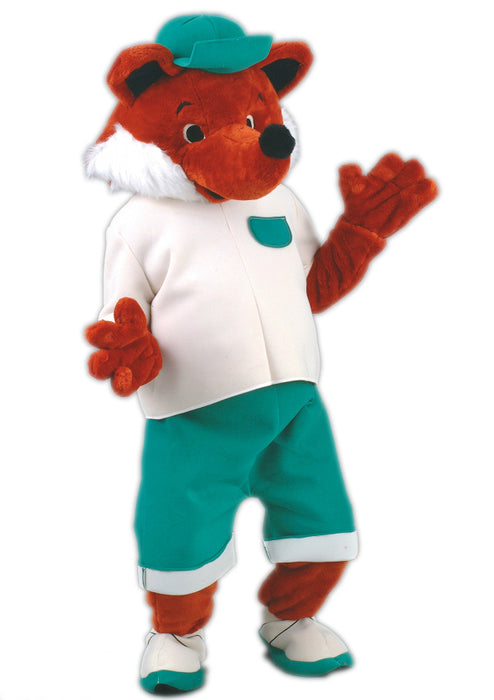 79A Cool Fox Costume Mascot