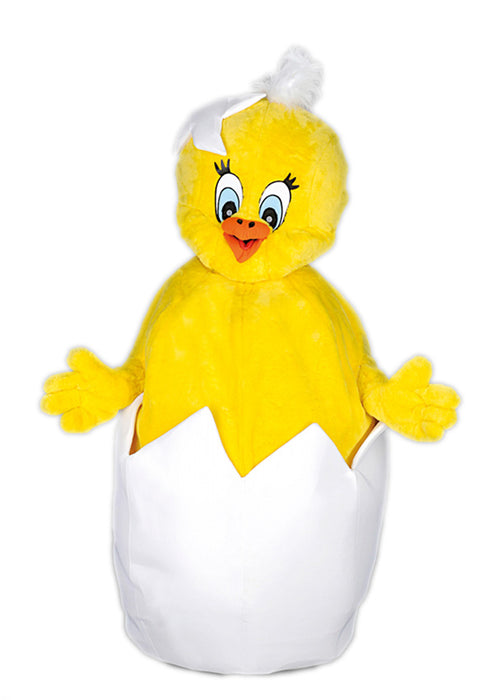 80B Hatched Chick Costume - Plush