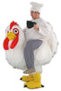 92D Chicken Walker Costume