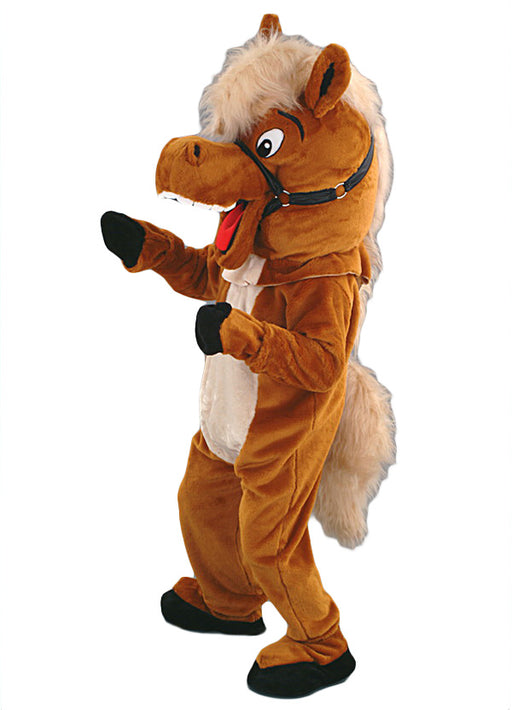 99A Stable Horse Mascot Costume - Plush