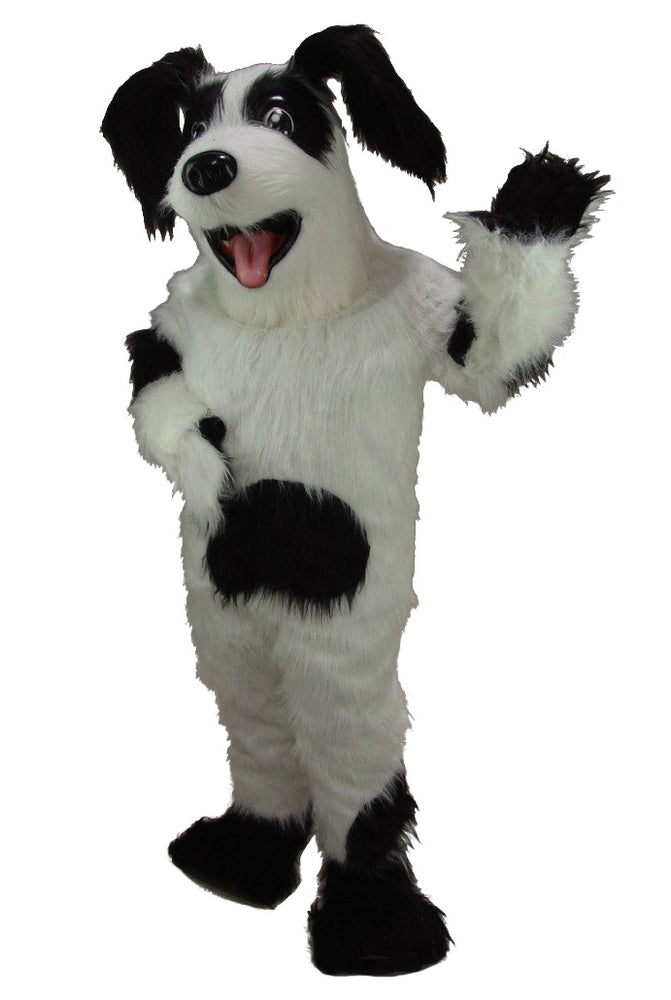 Fido Dog Mascot Costume
