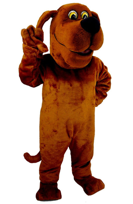 Bloodhound Dog Mascot Costume (Thermolite)