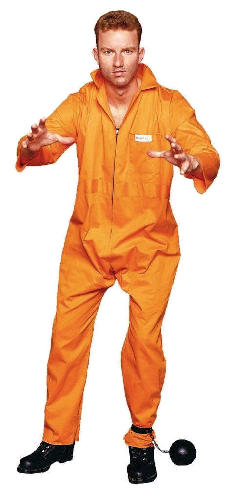 Escaped Convict Costume XL