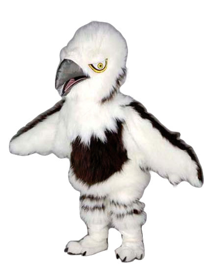144B White Bird Mascot Costume