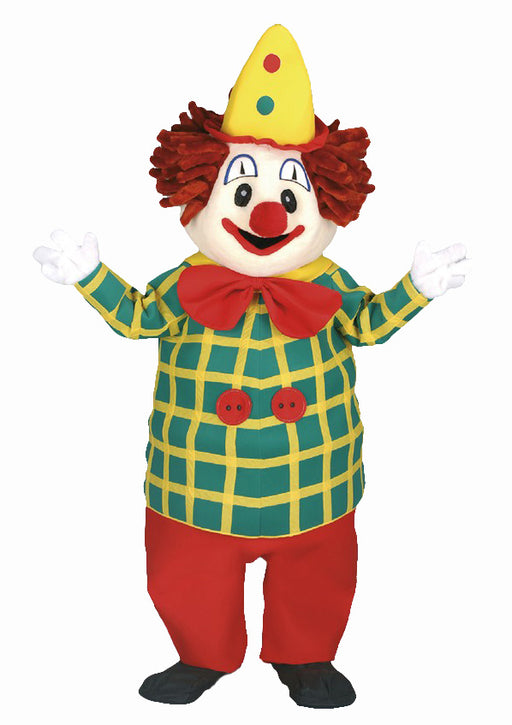 155C Clown Mascot Costume
