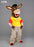 157B Martin the Donkey Mascot Costume