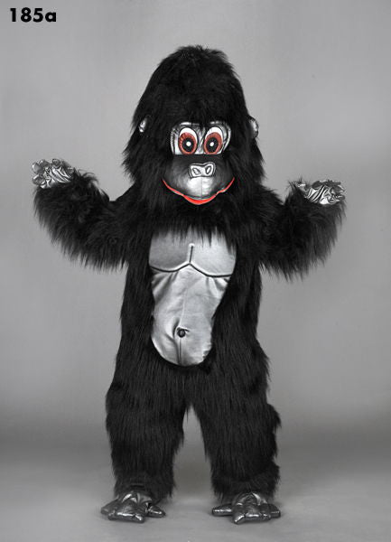 185A Happy Gorilla Mascot Costume
