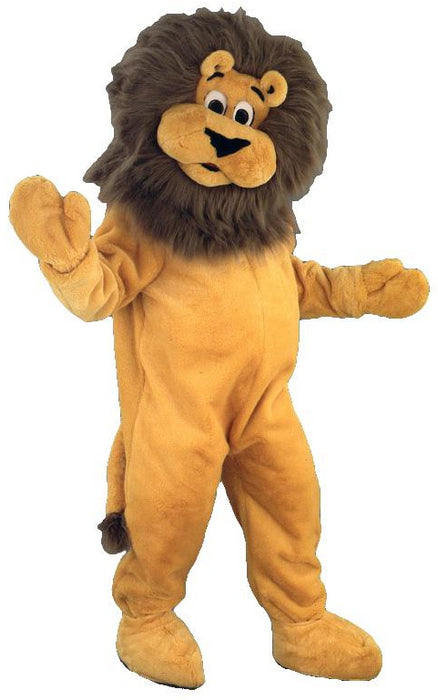60A King Lion Costume