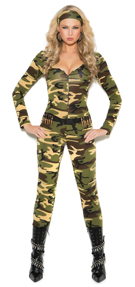 9102 Army Combat Warrior Costume