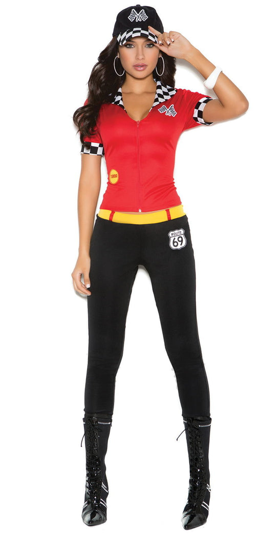 9139 High Octane Racing Costume