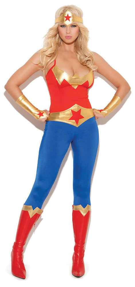 9964 Sexy Super Hero Costume