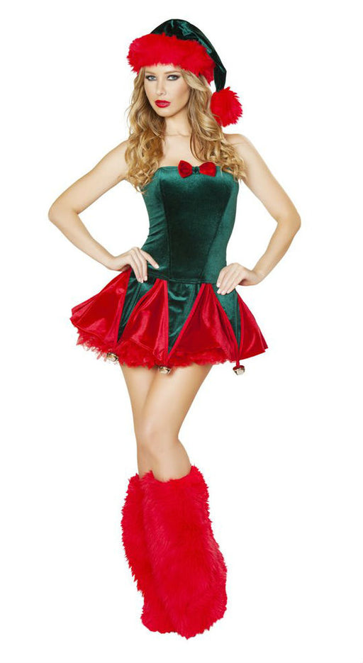 Roma c173 naughty elf costume