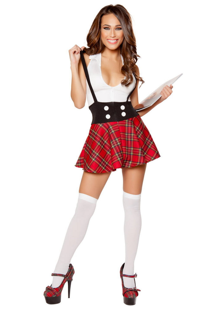 Roma 10097 teasing school girl costume