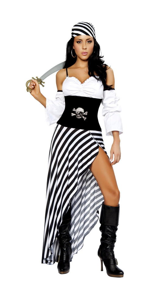 Roma 4244 pirate lass costume