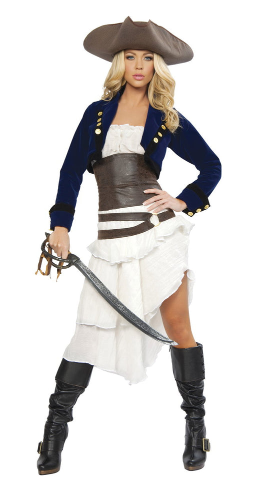Roma 4245 deluxe colonial pirate