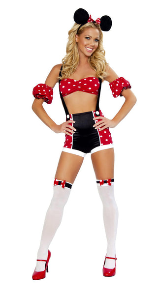 Roma 4276 pinup mouse costume