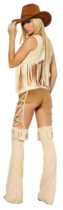 Easy Rider Cowgirl Costume