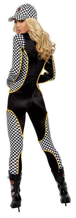 Wanna Race Costume