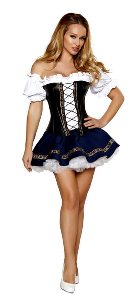 4362 beer maiden baby costume roma