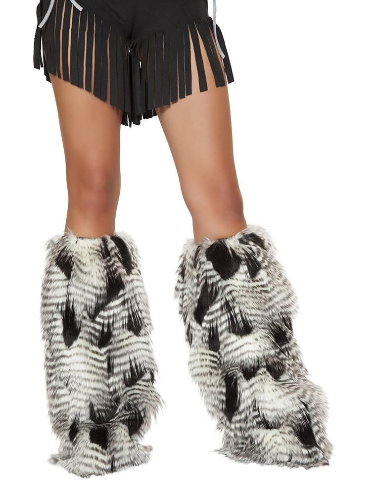 Native American Leg Warmers