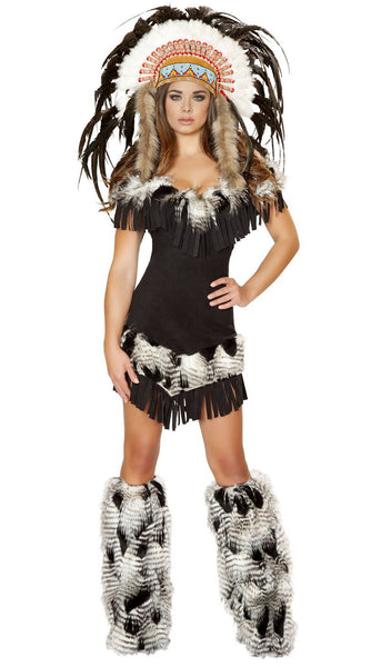 4470 cherokee princess costume roma