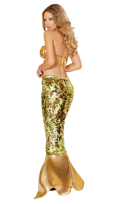 Sultry Sea Siren Mermaid Costume