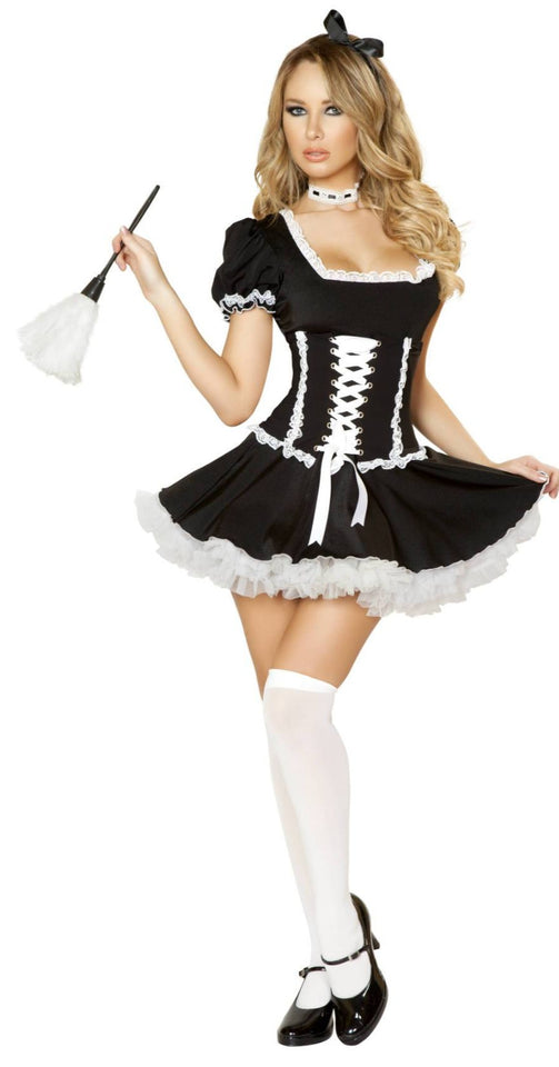 Roma 4537 mischievous maid costume