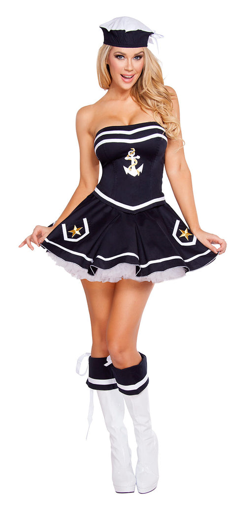 Roma 4580 flirty sailor costume
