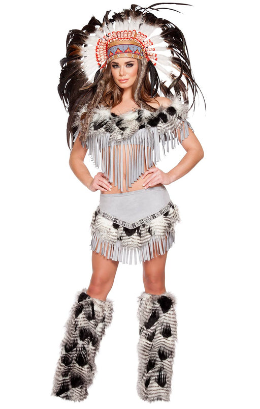 Roma 4582 lusty indian maiden costume