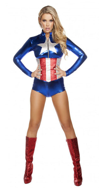 4606 all american tempress costume roma