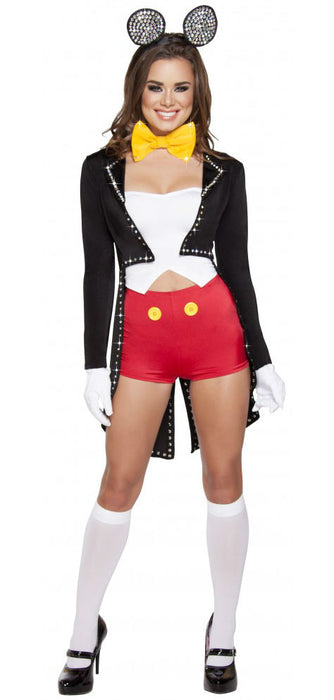 Roma 4624 mousy maiden costume