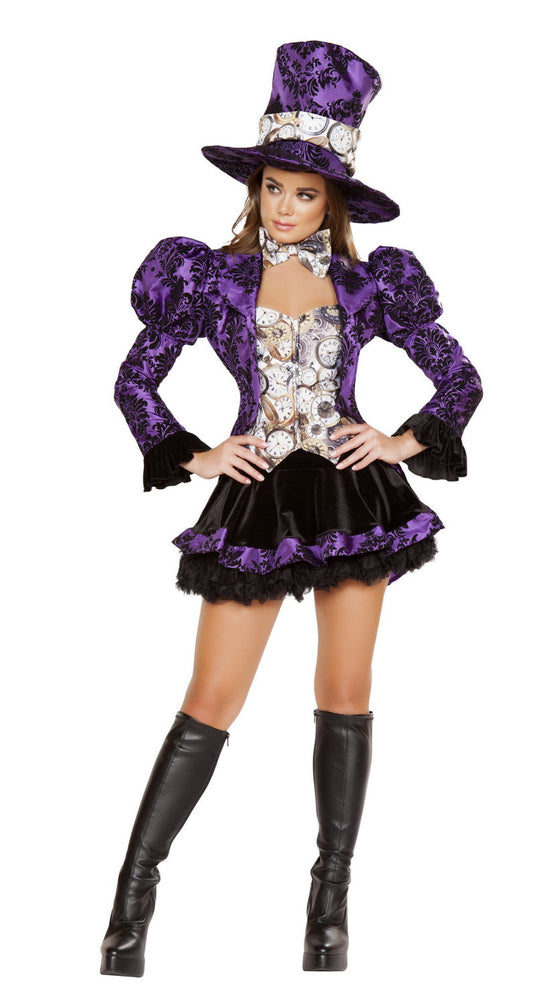 Roma 4731 tea party vixen costume