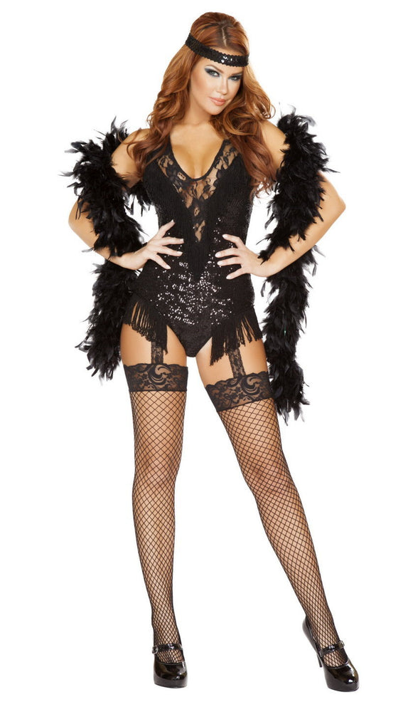 Roma 4748 1920s party flapper costume