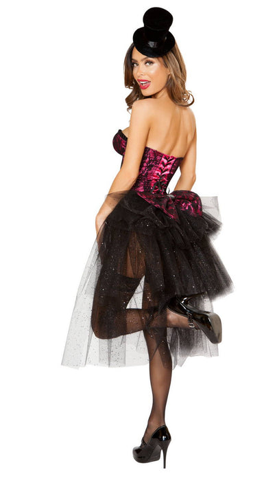 Burlesque Girl Costume