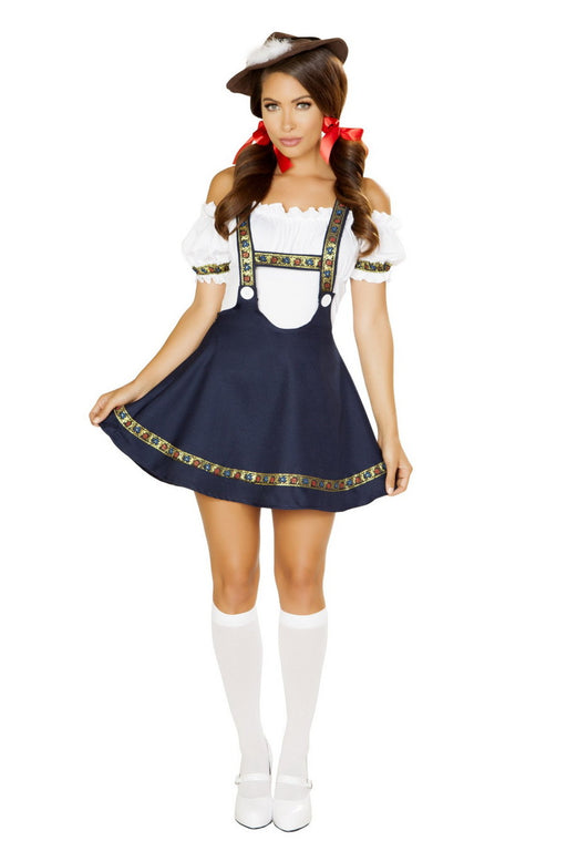 Roma 4884 bavarian beauty costume