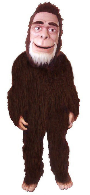 Sasquatch Bigfoot Mascot Costume
