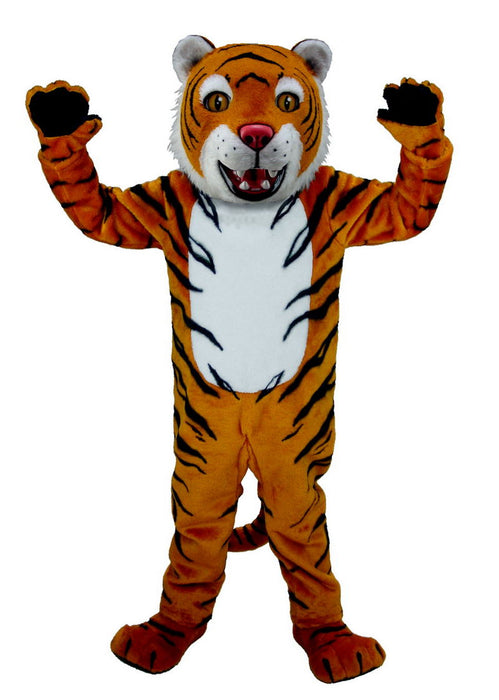T0003 Tiger Mascot Costume (Thermolite)