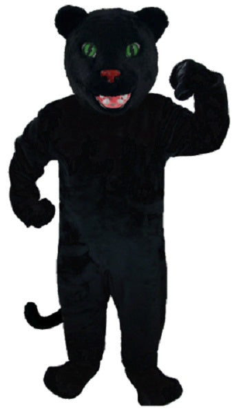 T0014 Panther Mascot Costume (Thermolite)